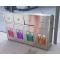 不銹鋼四分類資源回收桶(TH4-110SB)