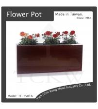 (TF-150TA) 烤漆花台(咖啡色)