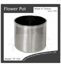 (TF-45S) 不銹鋼花盆