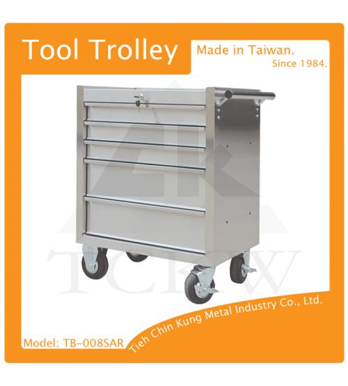 (TB-008SAR) 不銹鋼工具車