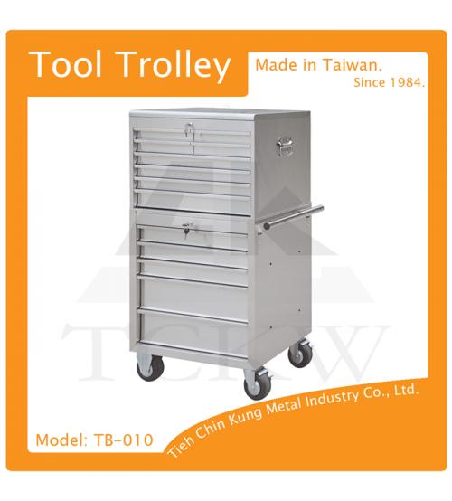 (TB-010) 不銹鋼工具車