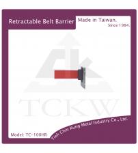(TC-100HR) 不銹鋼壁掛式插梢