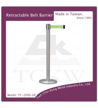 (TC-200S-HL) 不銹鋼伸縮圍欄-毛絲面