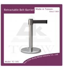 (TC-50S) 短柱不銹鋼伸縮圍欄