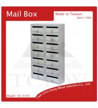 (TK-014S) 不銹鋼連結信箱